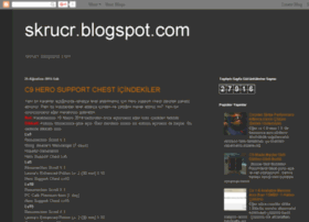 skrucr.blogspot.com