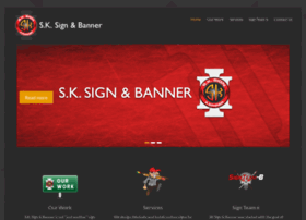 sksigns.net
