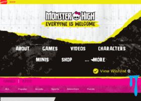 skultimate-roller-maze-video-game.monsterhigh.com