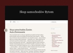 skupsamochodowbytom.wordpress.com