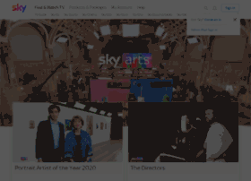 skyarts.co.uk