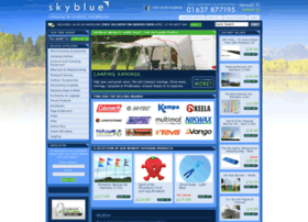 skyblueleisure.co.uk