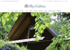 skycabins.com