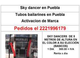 skydancerspuebla.com