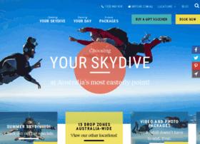 skydivebyronbay.com