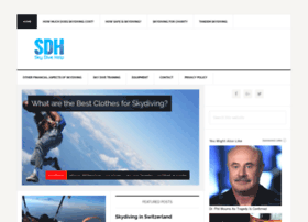 skydivehelp.com