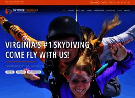 skydiveorange.com