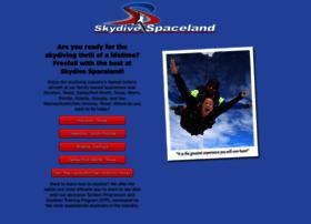 skydivespaceland.com