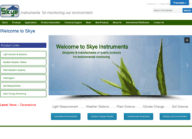 skyeinstruments.com