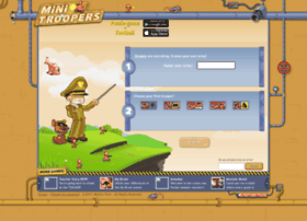 skyepie.minitroopers.com