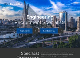 skyerecruitment.com