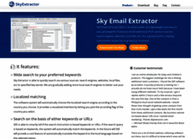 skyextractor.com