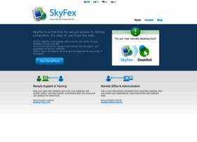 skyfex.com