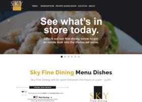 skyfinedining.com