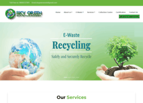 skygreenwaste.com