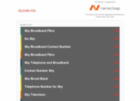 skyhide.info