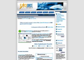 skyjuicesoftware.com