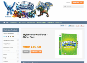 skylandersfigures.co.uk