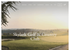 skylarkcountryclub.co.uk