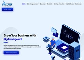 skylarkinfotech.com