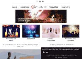 skylightpirotecnia.com