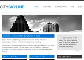 Skyline.sarahevansdesigns.co.uk