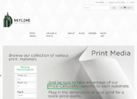 skylineartprints.artstorefronts.com