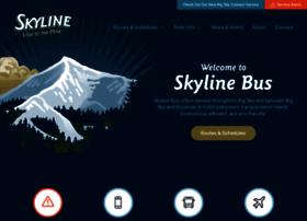 skylinebus.com