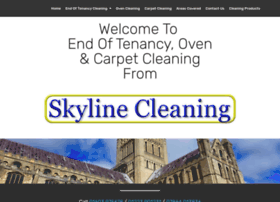 skylinecleaning.co.uk