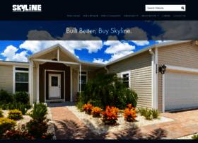 skylinehomes.com