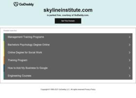 skylineinstitute.com