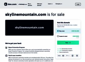 skylinemountain.com
