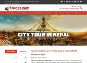 skylinetreks.com