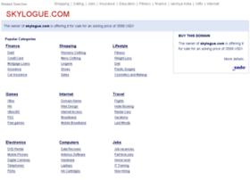 skylogue.com