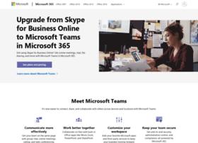 skypeforbusiness.com