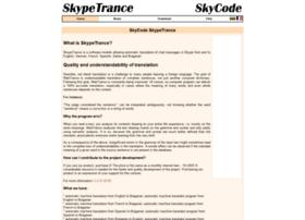 skypetrance.com