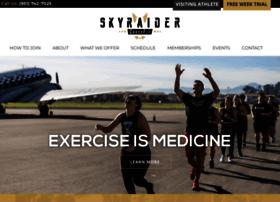 skyraidercrossfit.com