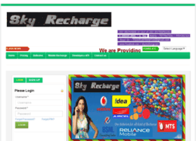 skyrecharge.net