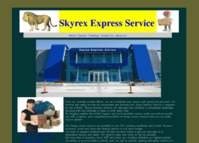 skyrexexpress.com