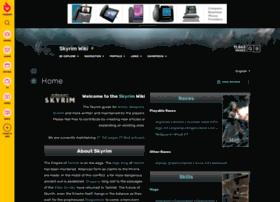 skyrim.gamepedia.com