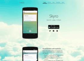 skyroapp.com