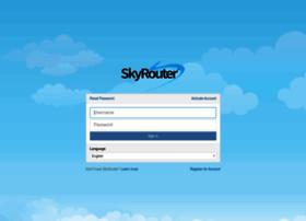 skyrouter.com