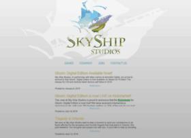 skyshipstudios.com