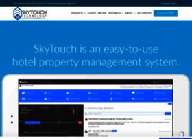skytouchtechnology.com