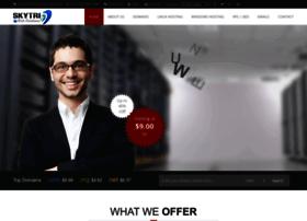 skytriwebsolutions.com