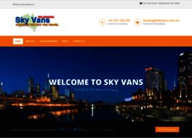 skyvans.com.au