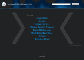 skywardinternational.com