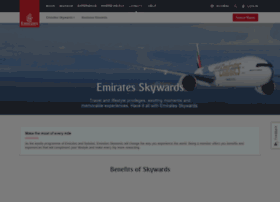 skywards.com