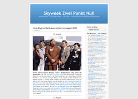 skyweek.wordpress.com