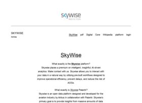 skywise.co.za